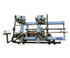 4 corner vertical welding machine--upvc window machine