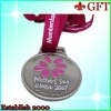 Metal Medal with Ribbon GFT-M0146