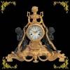 Antique Bronze Clock