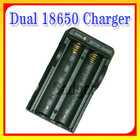 Top quality!! 18650 Battery Charger intelligent Double Li-ion Lithium-ion Batteries Wireless with Anti-overcharge Smart Charger