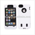 silicone robot case for i phone 5g
