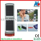 Foldable solar charger for mobile phone