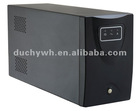 24V 300W pure sine wave solar inverter with AC input
