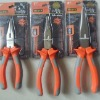 germany type air pliers with nickle plated finish,good quality