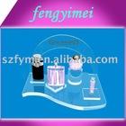 Single Acrylic Makeup Display Stand