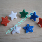 Multi-colored Decorative Shooting Star Head Thumb Tack