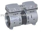 Oilless air compressor pump
