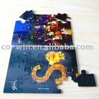 3D puzzle 3D Lenticular puzzle
