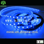 cheap dc 12v waterproof smd 5050 rgb flexible led strip (60led/m)