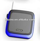 Portable Mini Speaker with LCD Screen