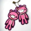 2011 latest paper hangtag with lovely design,cosmetics,printing design
