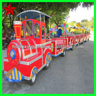 Hot sale theme park trackless electric train for sale