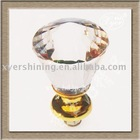 shining crystal cabinet knobs