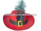 Fashionable restore ancient ways cowboy hat/red cowboy hat
