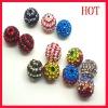 2012 hot sale shamballa beads