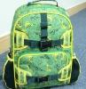 2012 lastest design fashion daily bag for climbing cycling camping bag blue backpack boys school bag