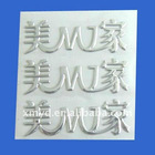 Custom High Quality 3D Soft Plastic Label