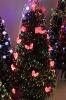 handmade LED Christmas Tree made of