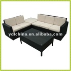 YDL-S20292 rattan sofas for living room