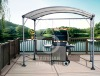 HY-709W iron square high quality patio tents 709w