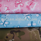 PVC coated printed polyester fabric