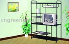 Fashionable Iron frame TV stand, TV shelves (G-TS019)