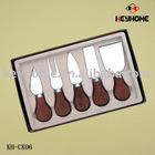 5pcs cheese knives