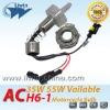 12v 35w 3000k-30000k h6 motorcycle hid bulbs
