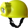 POPULAR!!!998 3Ah li ion coal CE Certificate safety helmet with head lamp led mining light