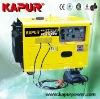 KAPUR 5KVA Silent Diesel Welder Generator
