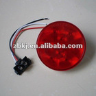 "12V 24V 4"" LED Truck Tail light"