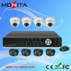 H.264 4CH DIY Security camera dvr system Kit