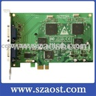 E port DVR Card AST-1416E