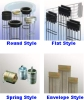 Bag Cage Type Filter Cage