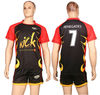 sublimated breathable rugby unifrom