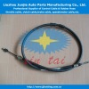 Low Price High Quality Auto Control Cable for car, bus, truck, tractors and bicycles