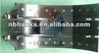 BPW Truck Parts Brake Shoe Lining 420*200