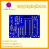 Beautiful blue color solder mask electronic PCB