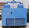 non-purge desiccant air dryer with lower dew-point