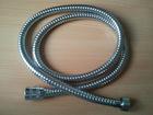 chrome shower hose