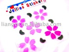 gel sticker,jelly sticker,Gel Clings,window sticker