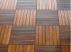 teak anti-slippery outdoors floor