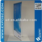 Tensioned Banner Display Stand