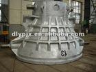 casting part pot body-ZG230-450, trunnion-25