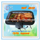 2012 OPS-MBQ-001B cast iron bbq grills with adjustable thermostat