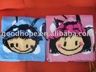 child cloak,beach towel with bag,magic towel,poncho towel