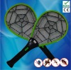 ABS 23 x 53 cm spider web Shape Electronic Mosquito Fly Trap