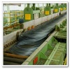 Tieqi High Speed Construction Steel Wire Rod Rolling Mill Plant for sale