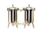 simplex duplex Stainles steel filter