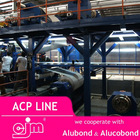 (Fast Speed)ACP Line aluminum composite panel production line